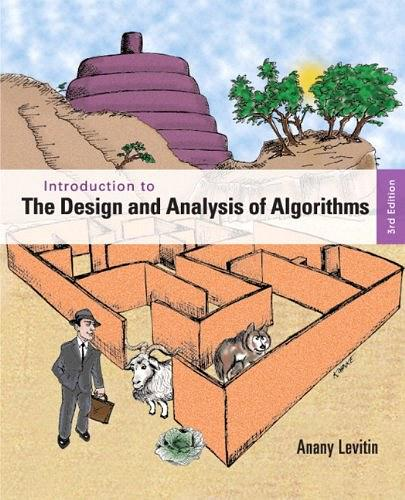 《Introduction to The Design and Analysis of Algorithms》
